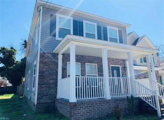 1606 Conoga St, Norfolk, VA 23523 (#10257652) :: Abbitt Realty Co.