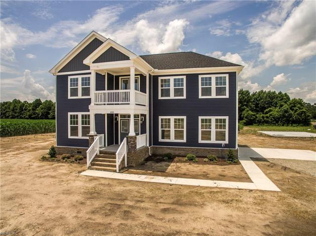 21469 Bailey Dr, Isle of Wight County, VA 23314 (#10257710) :: The Kris Weaver Real Estate Team