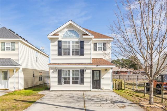 1714 Weber Ave, Chesapeake, VA 23320 (#10257711) :: Abbitt Realty Co.