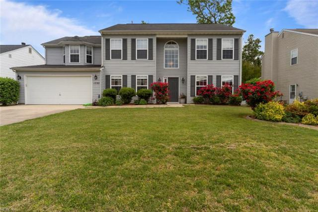 1722 Aspenwood Dr, Hampton, VA 23666 (#10257755) :: Abbitt Realty Co.
