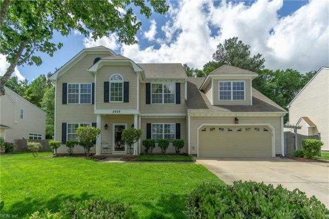 2929 Chestnut Oak Way, Virginia Beach, VA 23453 (MLS #10257778) :: Chantel Ray Real Estate