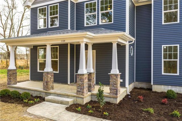 42 Ashe Meadows Dr, Hampton, VA 23664 (#10257785) :: Abbitt Realty Co.