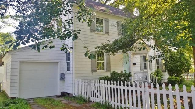 27 Dahlgren Ave, Portsmouth, VA 23702 (#10257797) :: Atkinson Realty