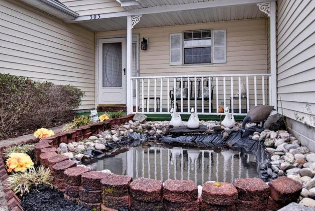 303 Millstone Ct, Suffolk, VA 23434 (MLS #10257829) :: AtCoastal Realty