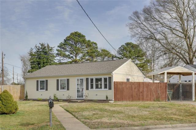 1006 Rollins Cir, Hampton, VA 23663 (#10257941) :: Abbitt Realty Co.