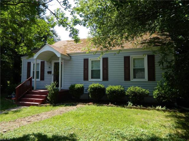 33 Crestwood Cir, Hampton, VA 23669 (#10258005) :: Abbitt Realty Co.