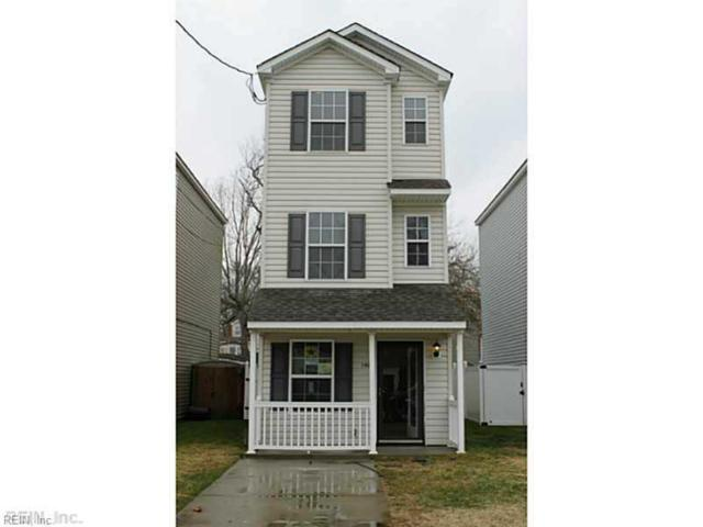 1423 Oliver Ave, Chesapeake, VA 23324 (#10258021) :: Abbitt Realty Co.