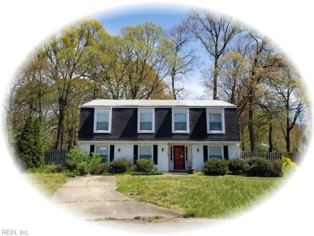 242 Darrington Ct, Newport News, VA 23601 (#10258156) :: Abbitt Realty Co.