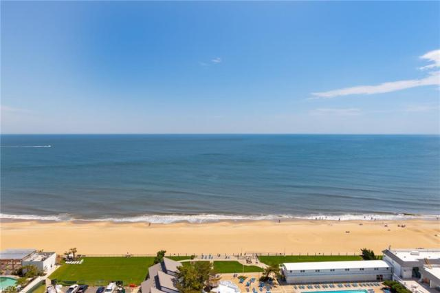 4004 Atlantic Ave Ph11, Virginia Beach, VA 23451 (#10258271) :: 757 Realty & 804 Homes