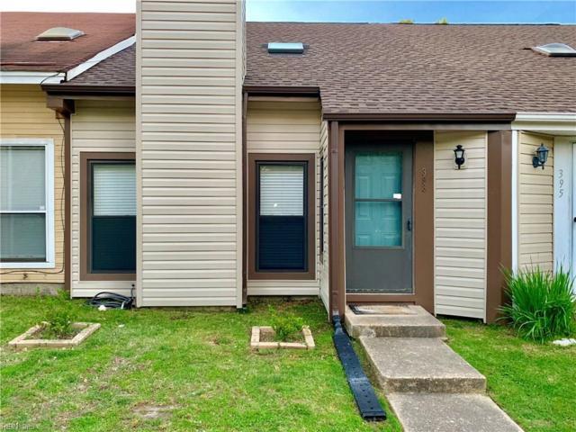 393 Wayman Ln, Virginia Beach, VA 23454 (#10258342) :: AMW Real Estate
