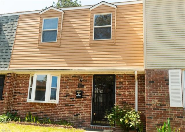 805 S Grosvenor Ct, Virginia Beach, VA 23462 (#10258360) :: Abbitt Realty Co.