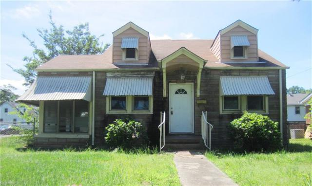 2218 Staunton Ave, Portsmouth, VA 23704 (MLS #10258376) :: Chantel Ray Real Estate