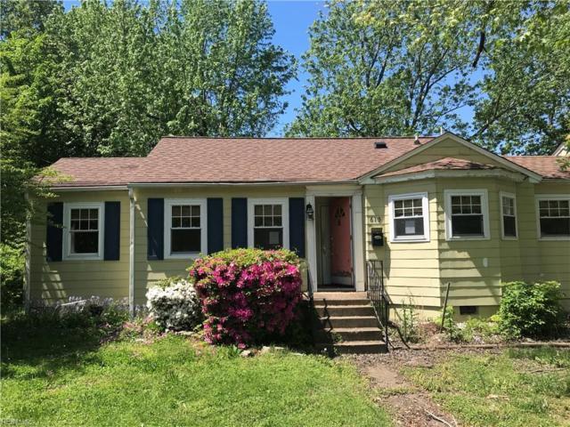 615 Highland Ct, Newport News, VA 23605 (#10258379) :: Abbitt Realty Co.