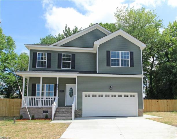 3401 Woodstock St, Portsmouth, VA 23701 (MLS #10258396) :: Chantel Ray Real Estate