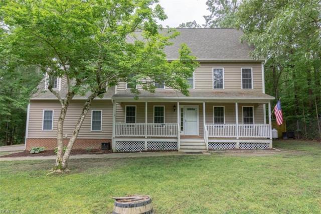 98 Woodland Rd, James City County, VA 23188 (#10258407) :: Abbitt Realty Co.