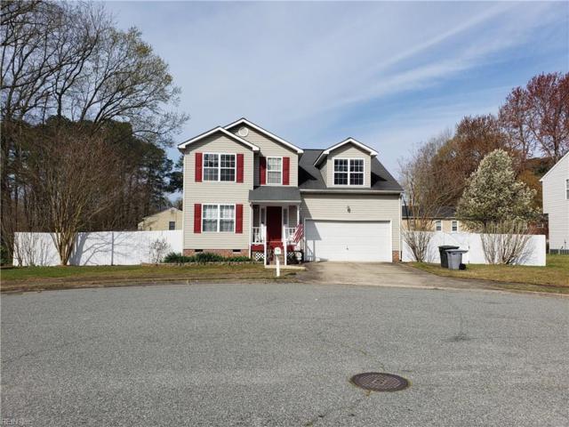 42 St Johns Dr, Hampton, VA 23666 (#10258426) :: Abbitt Realty Co.