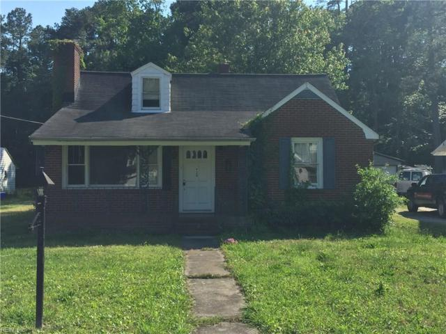 928 Poquoson Ave, Poquoson, VA 23662 (#10258427) :: Abbitt Realty Co.