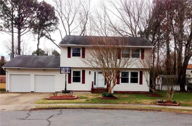4 Pasadena Ct, Hampton, VA 23666 (#10258499) :: Abbitt Realty Co.