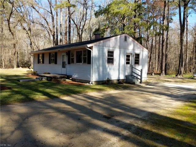 27485 Flaggy Run Rd, Southampton County, VA 23837 (#10258505) :: Momentum Real Estate