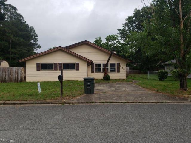 512 Cambertree Way, Newport News, VA 23608 (#10258626) :: Abbitt Realty Co.