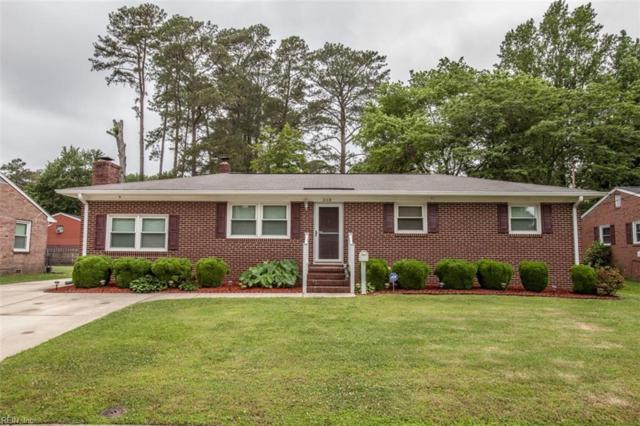 213 Stag Ter, Newport News, VA 23602 (#10258633) :: Abbitt Realty Co.