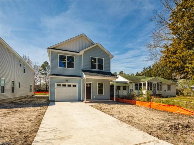 2607 Smithfield Rd, Portsmouth, VA 23702 (MLS #10258634) :: Chantel Ray Real Estate