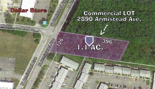2890 N Armistead Ave, Hampton, VA 23666 (#10258793) :: Momentum Real Estate