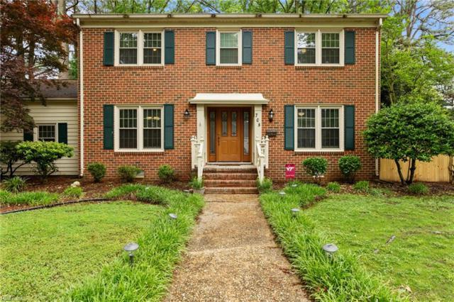 708 Village Green Pw, Newport News, VA 23602 (#10258827) :: Austin James Realty LLC