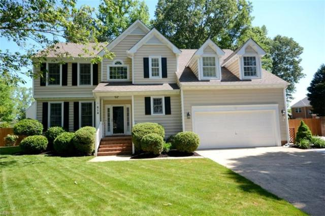 614 Blackthorne Ct, Chesapeake, VA 23322 (#10258919) :: Abbitt Realty Co.