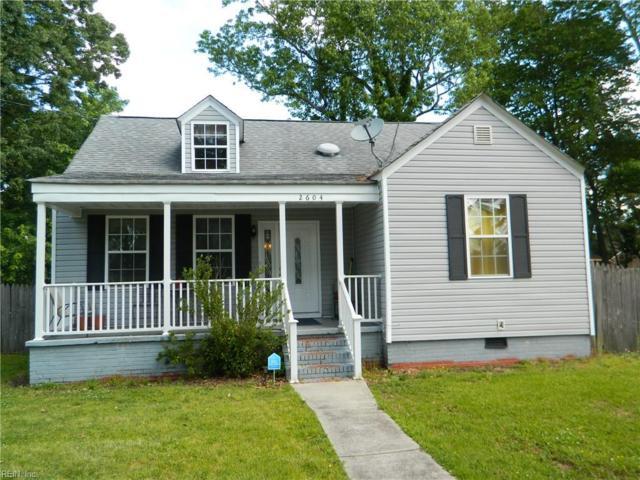2604 Elkhart St, Chesapeake, VA 23323 (#10258978) :: Kristie Weaver, REALTOR
