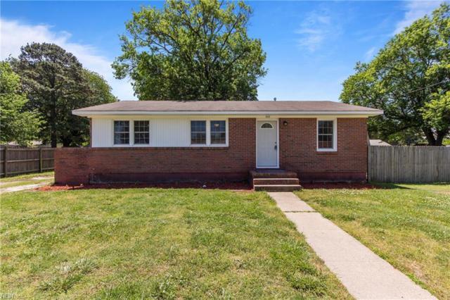 505 Brunswick Rd, Portsmouth, VA 23701 (#10259161) :: Abbitt Realty Co.