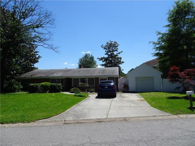 4007 Tanglewood Trl, Chesapeake, VA 23325 (#10259227) :: Abbitt Realty Co.