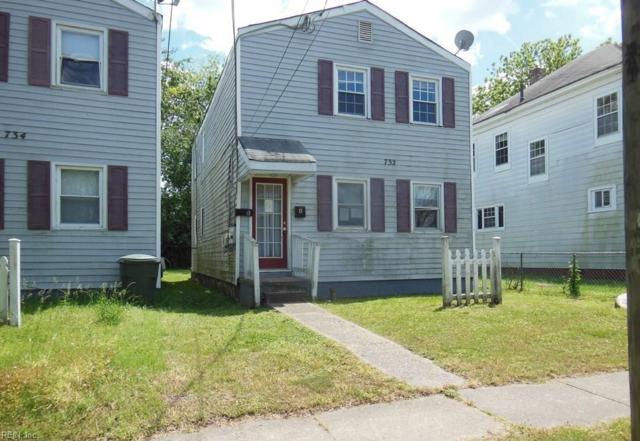 732 30th St, Newport News, VA 23607 (#10259272) :: Abbitt Realty Co.