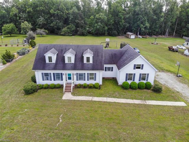 3568 Carrsville Hwy, Isle of Wight County, VA 23851 (#10259329) :: Austin James Realty LLC