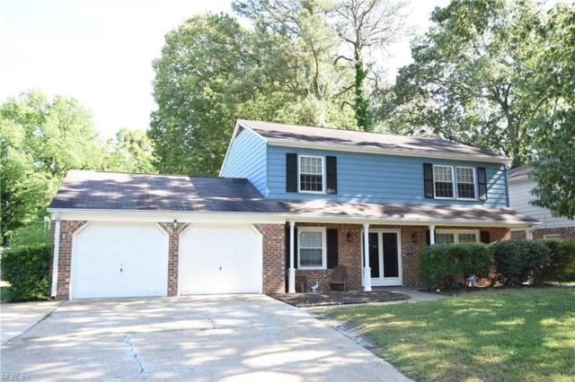 236 Beauregard Hts, Hampton, VA 23669 (#10259366) :: Abbitt Realty Co.
