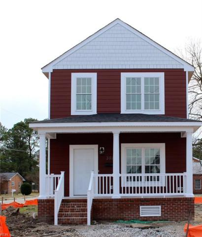 234 Cherry Ave, Hampton, VA 23661 (#10259371) :: Momentum Real Estate
