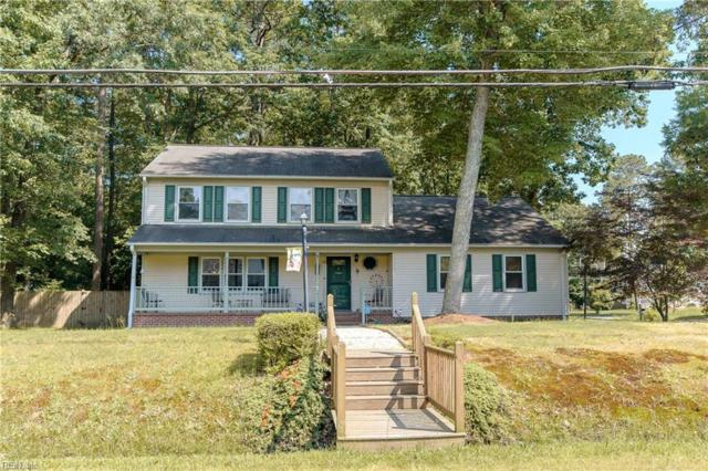 207 Cockletown Rd, York County, VA 23692 (#10259649) :: Abbitt Realty Co.