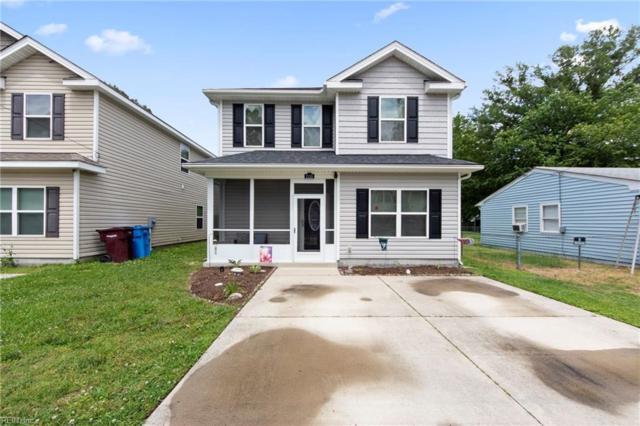 2110 Weber Ave, Chesapeake, VA 23320 (#10259683) :: Abbitt Realty Co.