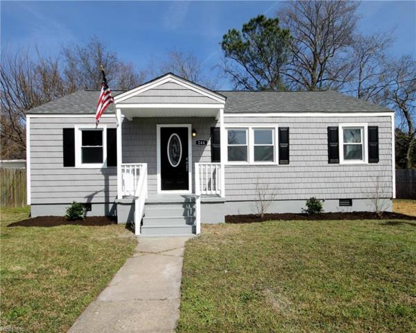 244 Burgoyne Rd, Norfolk, VA 23503 (#10259698) :: The Kris Weaver Real Estate Team
