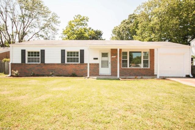 103 Waltham St, Hampton, VA 23666 (#10259775) :: Abbitt Realty Co.