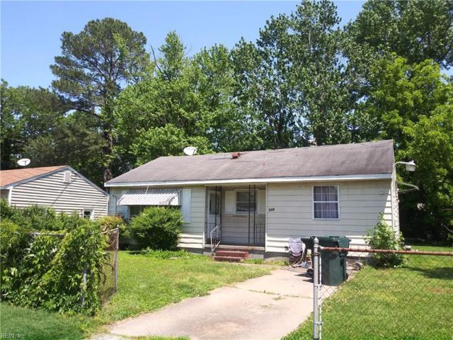 524 Brightwood Ave, Hampton, VA 23661 (#10259776) :: Vasquez Real Estate Group