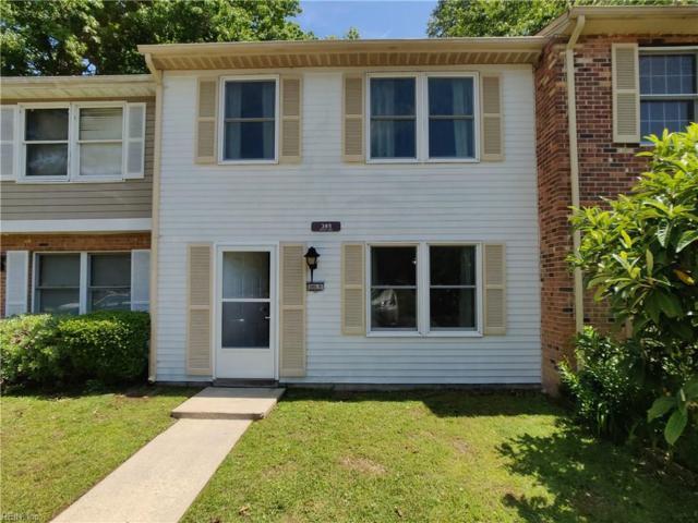 385 Deputy Ln B, Newport News, VA 23608 (#10259797) :: Vasquez Real Estate Group