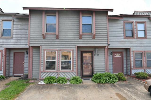 1407 Woodscape Ln, Virginia Beach, VA 23462 (#10259882) :: Abbitt Realty Co.