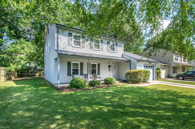 27 Sandy Lake Dr, Hampton, VA 23666 (#10259992) :: Momentum Real Estate
