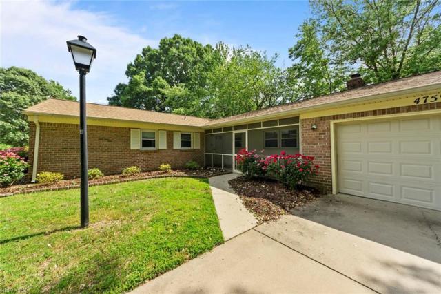 4759 Rosecroft St, Virginia Beach, VA 23464 (MLS #10259997) :: Chantel Ray Real Estate