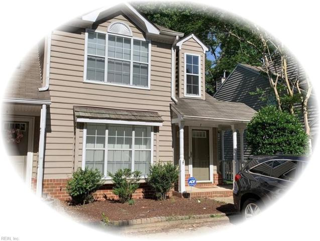 7 Red Oak Pl, Hampton, VA 23666 (#10260043) :: Atlantic Sotheby's International Realty