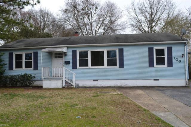 106 Fox Hill Rd, Hampton, VA 23669 (#10260077) :: Momentum Real Estate