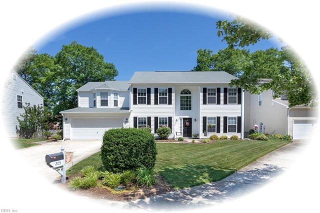205 Quest Ct, York County, VA 23692 (#10260132) :: Abbitt Realty Co.