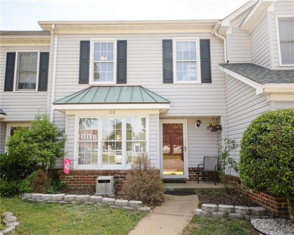 115 Stagecoach Watch, York County, VA 23692 (#10260166) :: Rocket Real Estate