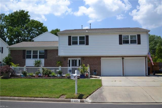 1405 Talisman Cir, Virginia Beach, VA 23464 (MLS #10260168) :: Chantel Ray Real Estate